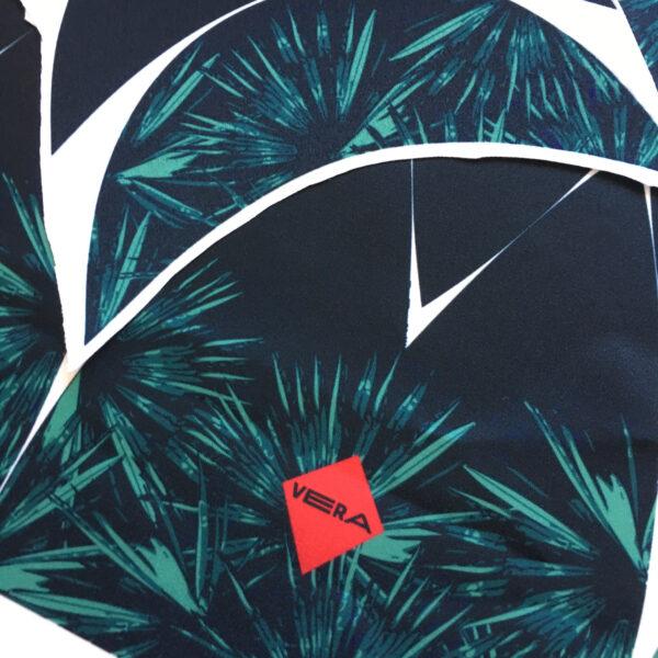 Gapette Palm Grove tendance jungle
