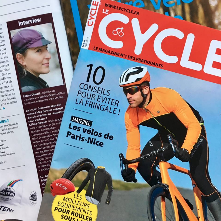 magazine lecycle.fr interview gapette
