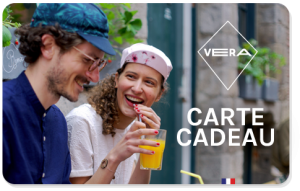 Carte cadeau cycliste VERA Cycling casquette vélo made in france