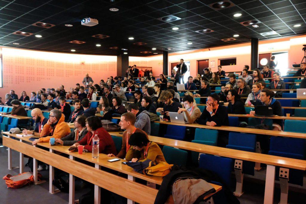 Auditorium de la CCI d'Angers