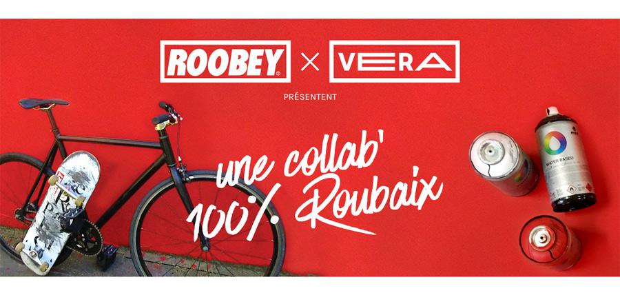 Collaboration Roobey x Vera