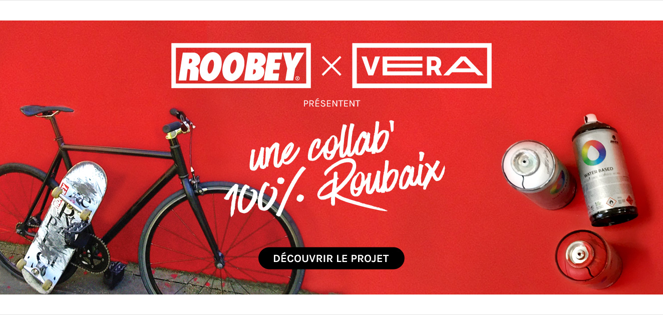Collaboration Roobey x Vera