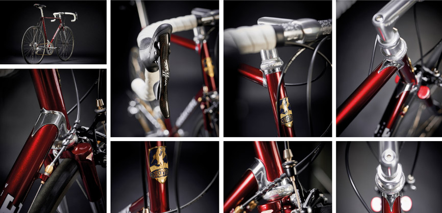 Robertone Classic Chrome Bike