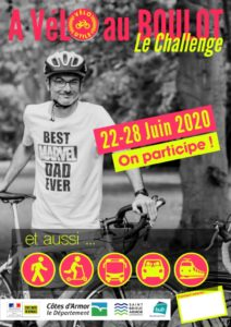 challenge vélo boulot St Brieuc