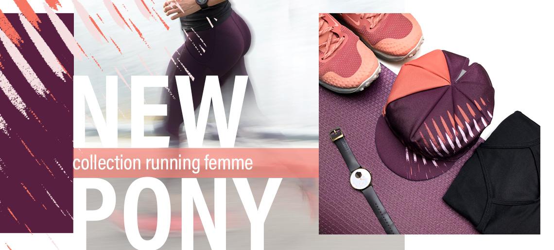 casquette running femme légère